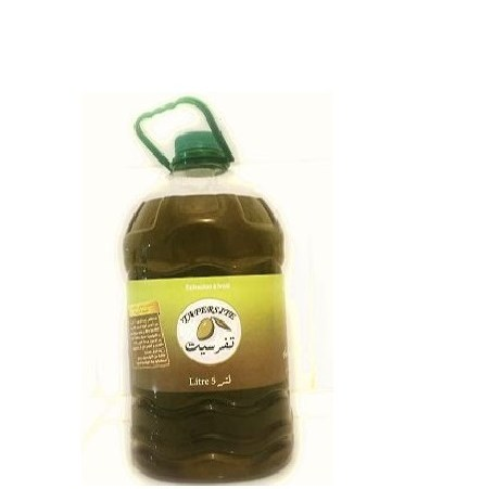 Huile d'olive EXTRA VIERGE TAFERSITE 5L