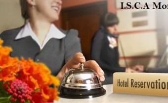 Réservation d'hôtel