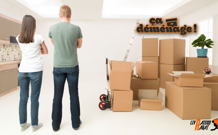 Déménager en toute sécurité Avec Livraison Rabat – Home Services