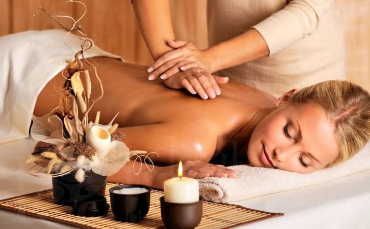 5 séances Massage relaxant (uniquement pour femme)