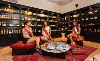•Jacuzzi + Sauna + Hammam + gommage + 1h massage