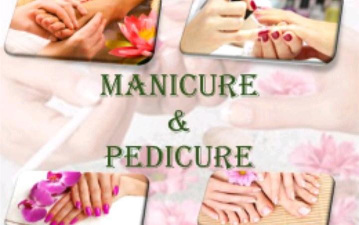 Manucure spa+ pédicure spa à 60 DH