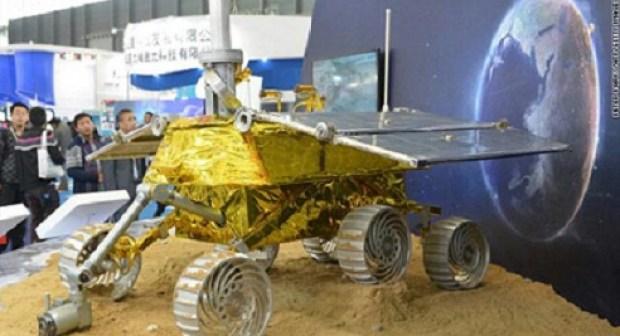 الصين تصبح ثالث قوة فضائية تغزو القمر