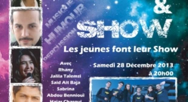 Music And Show au Théâtre National Mohammed V Samedi 28 Décembre 2013