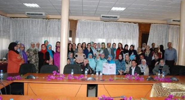 أكادير :كلية الآداب والعلوم الإنسانية تحتفي بنسائها بمناسبة يوم المرأة العالمي