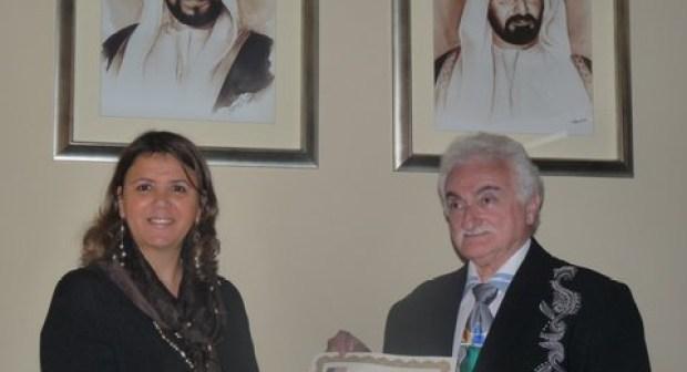 Hayat Saidi décroche un prix à Dubai