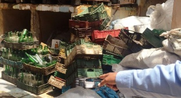 اللجنة الإقليمية لمراقبة الأسعار والجودة بعمالة إنزكان أيت ملول تضع يدها على مصنع عشوائي بأيت ملول