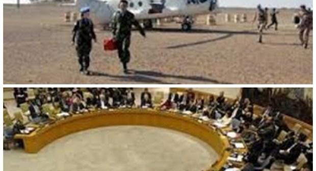 Le conflit du Sahara & le Droit International