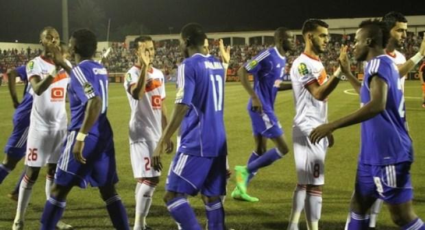المغرب التطواني يفشل في هزم مازيمبي