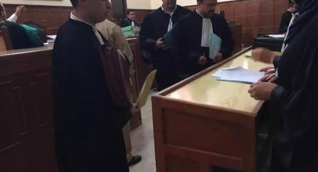 جلسة محاكمة فتاتي انزكان : النيابة العامة تنضم للمطالبين باسقاط المتابعة