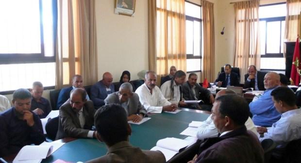 رئيس جماعة حربيل بمراكش يقوم بتصفية حسابات سياسية
