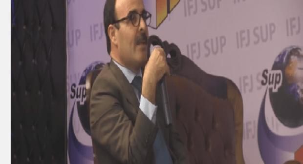 بالفيديو…إلياس العماري: عبد الإله بنكيران صديق المهنة سميرة سيطايل صحفية مشاكسة