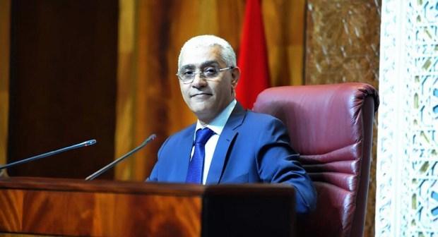 الطالي العلمي يترأس  مراسيم إطلاق مشروع التوأمة المؤسساتية بين مجلس النواب بالمملكة المغربية والجمعية الوطنية الفرنسية ومجلس العموم البريطاني