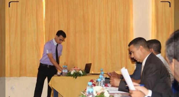 عمر الكودي يحصل على الدكتوراة في الهندسة الميكانيكية بجامعة ابن زهر بأكادير