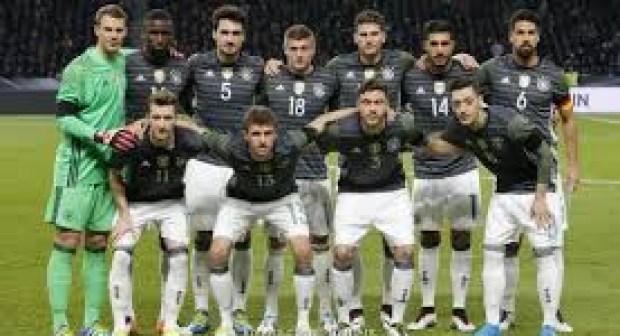 المنتخب الأولمبي الألماني يتمكن من تعديل الكفة ويسجل هدف التعادل
