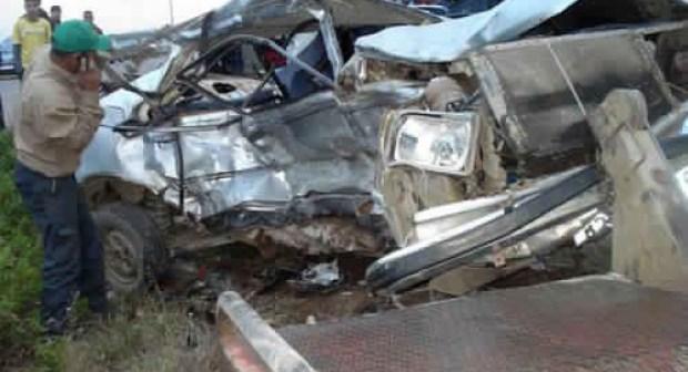 تنغير: مصرع شخص واصابة اخر في حادثة سير بمضايق تودغى