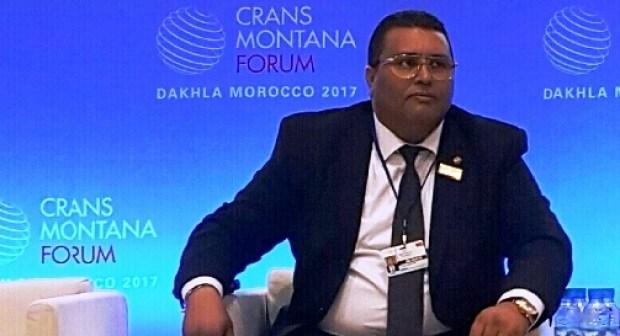 السباعي بكار من الداخلة:  المملكة المغربية فاعل اقتصادي وسياسي في حوار جنوب-جنوب.