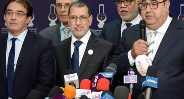 """الاتحاد يعود إلى """"قصف"""" حليفه """"البيجيدي"""" ويصفه بالمهيمن"""