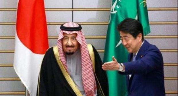 تفاصيل زيارة الملك سلمان في اليابان ومرافق ب100 سيارة ليموزين