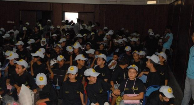 الغاء عملية التخييم بالمؤسسات التعليمية لاكادير