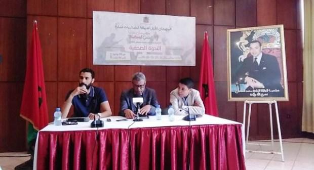 مجلس عمالة الصخيرات تمارة يعقد ندوة صحفية حول مهرجان كايا – الصخيرات تمارة أرض الخيرات