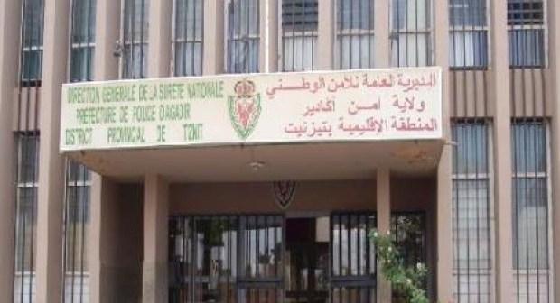 تزنيت: الأمن يوقف 9 أشخاص من أجل إعداد منزل للدعارة والتحريض عليها والوساطة في البغاء