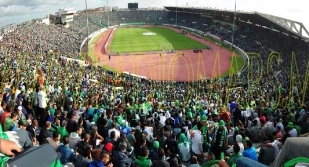 تهيئة بطائق جديدة لدخول ملعب محمد الخامس