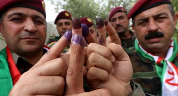 العراق: الأكراد يؤيدون الاستقلال بغالبية ساحقة وسط استمرار الضغوط الإقليمية والدولية
