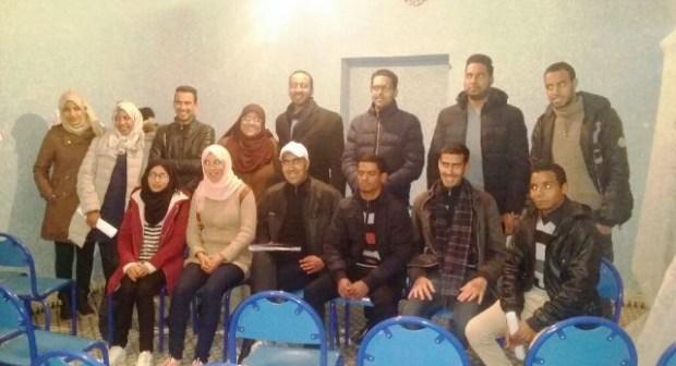 الرشيدية: تأسيس ملتقى شباب الغد للتنمية