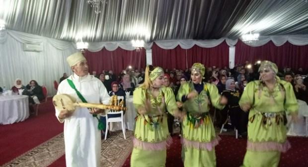 احتفال متميز لتمونت ن يفوس برأس السنة الأمازيغية 2968