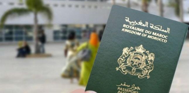 Passeport: la liste des pays sans visa pour les Marocains