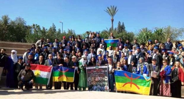 Communiqué final de la IXe assemblée générale des Amazighs du monde