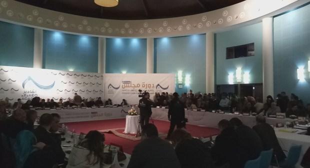احتقان كبير في دورة المجلس البلدي لأكادير أخر انطلاق الدورة 3 ساعات + فيديوهات