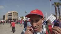 فيديو : تصريح عضو جمعية أيت تاووكت ضحايا التهميش بسفوح الجبال