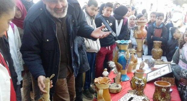 الفنان بلشهب يعرض سحر الطبيعة بملتقى سينما المجتمع