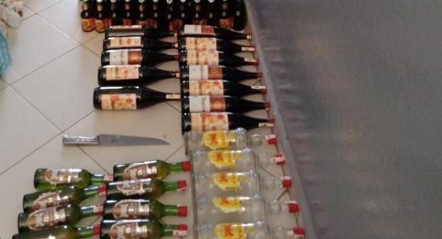 امن ايت ملول يوقف شخصا يتاجر في الكحول
