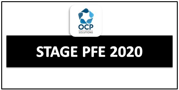 OCP recrute des Stagiaires PFE développement Web