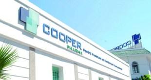 cooper pharma maroc recrutement des Délégués Médicaux sur Plusieurs Villes