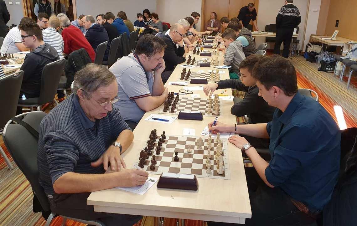VII. dr. Berecz Árpád emlékverseny sakk szeged