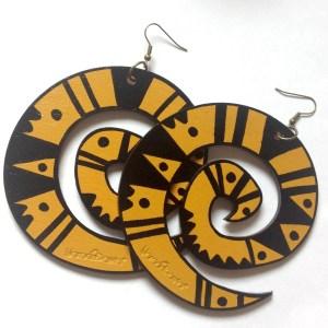 Tribal Spiral -266