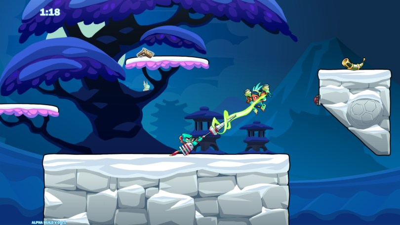 Brawlhalla Gameplay