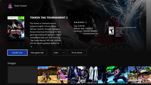 Red Dead Redemption, Symphony of the Night, Tekken Tag