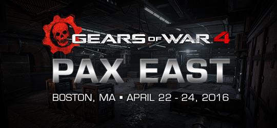 Gears of War 4 PAX East