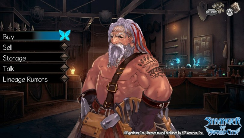 There's also an option to change the style of assets. This is the same dwarf in the 2nd style.
