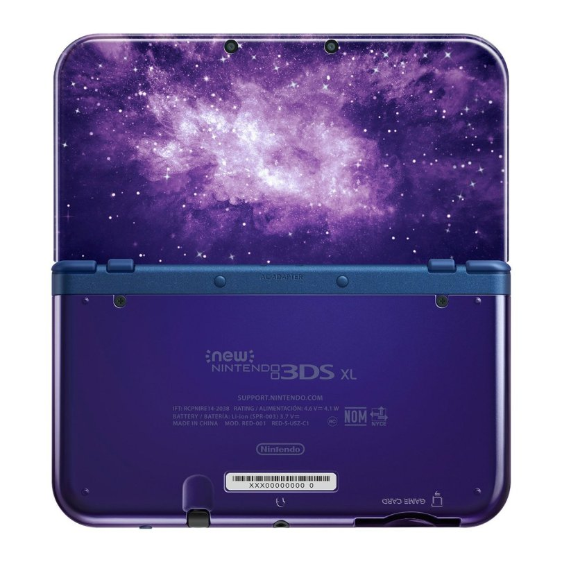 3DS Galaxy Nintendo Direct