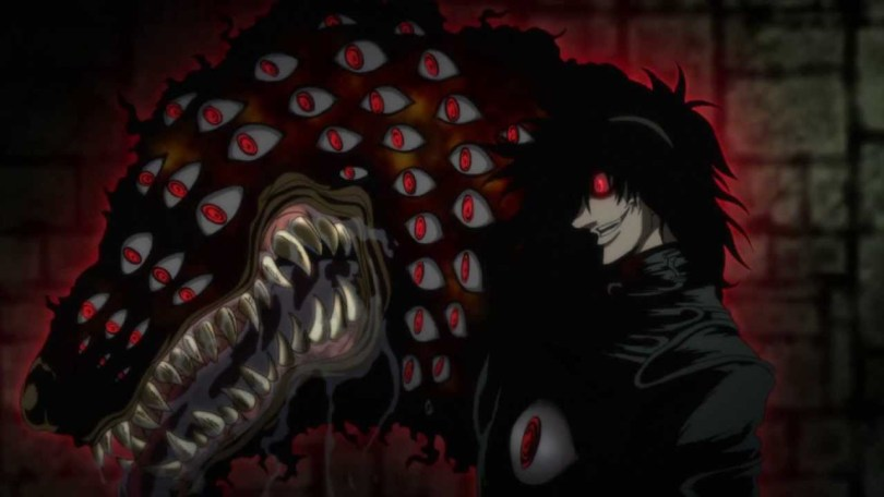 Our main character Alucard is the ultimate embodiment of the night.