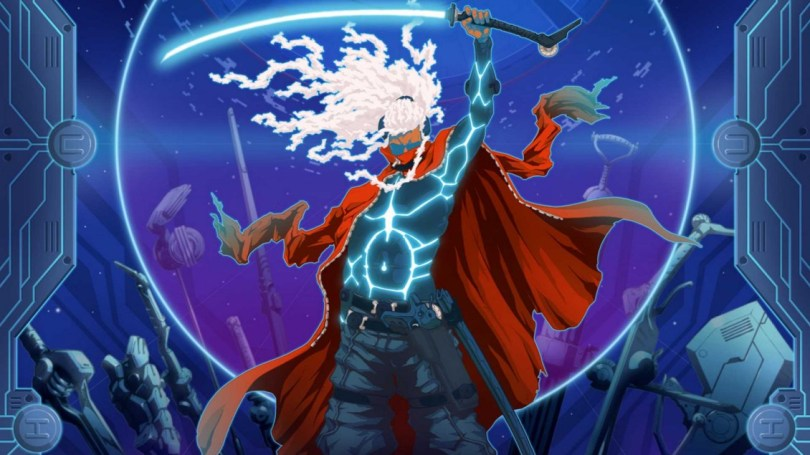 Best Games of 2016 Furi