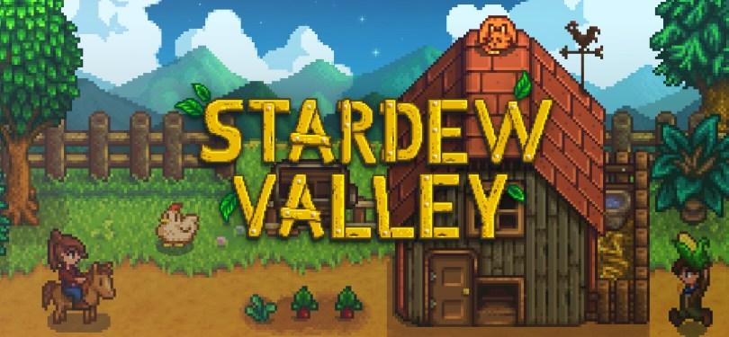 Best Games of 2016 Stardew Valley