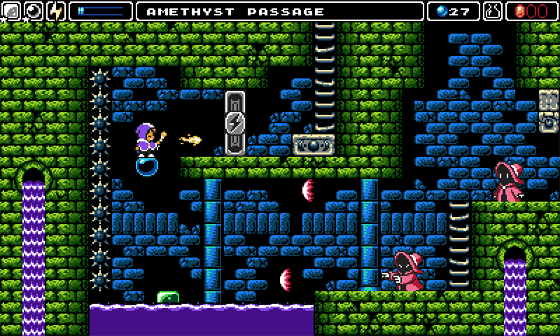 Alwa's Awakening Screen 2