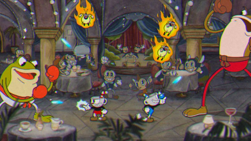 Top Ten Upcoming Indies - Cuphead Screen